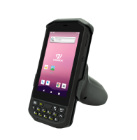 Scoria A104 Rugged Handheld with Scantrigger from right side